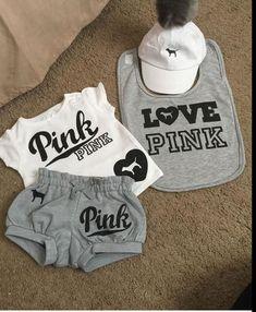 Baby Girl Fashion Diy Shirts Ideas For 2019 Cute Baby Girl Outfits, Baby Girl Shoes, Toddler Outfits, Kids Outfits, Baby Nike Outfits, Baby Girl Stuff, Toddler Girls, Baby Girl Fashion, Toddler Fashion