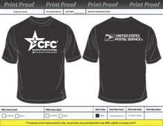 Community Health Charities of Texas / Combined Federal Campaign of DFW Metroplex - CFC and UPS tee-shirt project, 03/06/2012