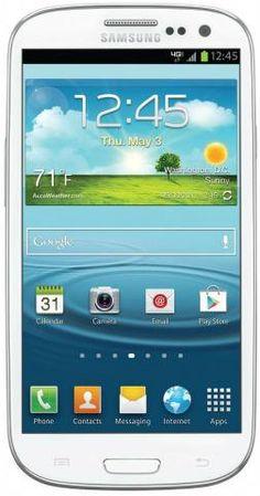 Samsung Galaxy S III tech specs