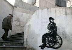 """STREET ART BY """"MAD"""" - TEHRAN (IRAN)"""