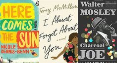 Summer is just around the corner—and with it comes some time for a restful vacation. Whether you're stuck on a crowded flight or relaxing on the beach, here are some stellar books published by black authors during the first half of 2016—just in time to take along with you for some exhilarating summer reading.