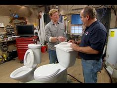 How to Use Graywater in Toilet Tanks - This Old House