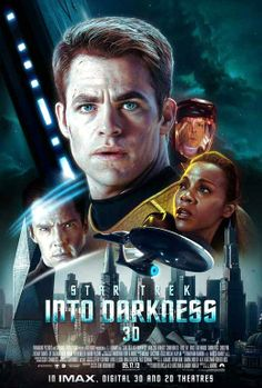 """Star Trek; Into Darkness"", (2013)."