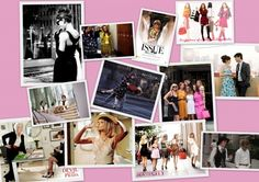 chick flicks , Fashion in movies