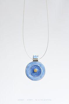 www.silkeprottung.de Pendant Necklace, Jewels, Color, Jewerly, Colour, Gemstones, Drop Necklace, Fine Jewelry, Gem