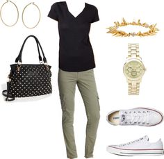 """casual outfit"" by mhenning on Polyvore"