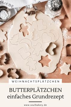 Traditional Christmas Cookies, German Christmas Cookies, Christmas Desserts, Sweet Bakery, Food Stall, Baking With Kids, Group Meals, Cookie Dough, Baking Recipes