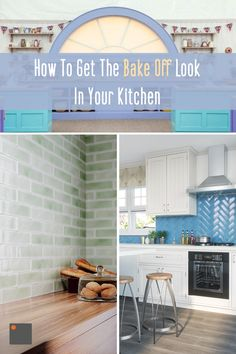 Who's excited for the return of Bake Off tonight? If you love the show as much as us check out our latest blog on recreating the iconic tent look in your own kitchen 🧁 Floor Patterns, Tile Patterns, Shaker Style Cabinets, Black And White Tiles, Checkerboard Pattern, Modern Materials, Kitchen Tiles, Tile Design, Open Shelving