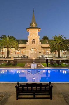 Spectacular Swakopmund Hotel #namiba #luxury #hotel