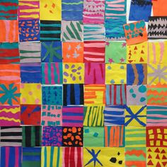 Art. Paper. Scissors. Glue!: Pattern Collage
