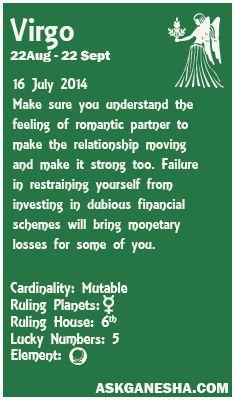 Horoskop-Match macht askganesha