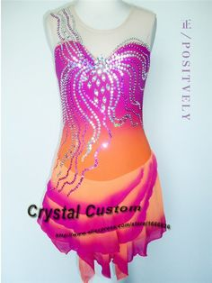 Aliexpress.com : Buy Hot Sales Figure Skating Dress Hot  New Brand Ice Skating Dress For Competition Customized DR3152 from Reliable dresses made to order from china suppliers on Crystal Professional Custom Figure Skating Dresses Store