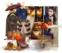 """""""Autumn Magic"""" by xxofashionforwardxxo ❤ liked on Polyvore"""