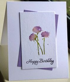 allycat cards: Happy Birthday