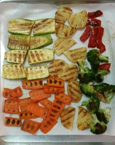 Use Your Panini Press to Quickly Make Fabulous Grilled Veggies