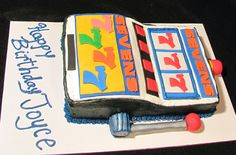 Slot Machine Cake by Sweetly Wild
