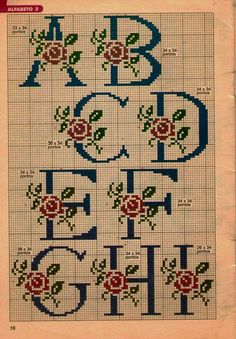 Snazzy Free filet crochet cross stitch charts 28 If you adore a stitch but find it a small bit confusing, don't hesitate to look… Small Cross Stitch, Cross Stitch Bird, Modern Cross Stitch, Cross Stitch Flowers, Cross Stitching, Cross Stitch Embroidery, Embroidery Patterns, Hand Embroidery, Cross Stitch Alphabet Patterns