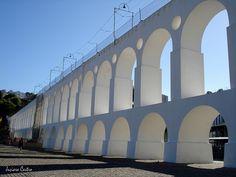 Arcos da Lapa-RJ Brasil