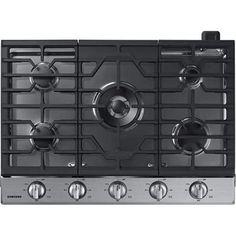 1. Samsung NA30K6550TS 30 5 Burner Gas Cooktop Propane Griddle, Beautiful Kitchen Designs, Best Refrigerator, Griddles, Microwaves, Dishwashers, Refrigerators, Small Appliances, Kitchen Appliances