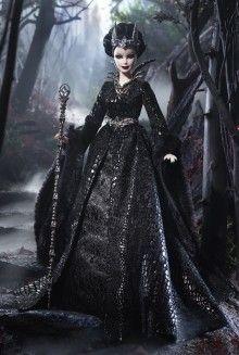 gothic barbie dolls