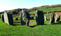 Drombeg Stone Circle (Druid's Altar) in North Cork