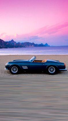 Ferrari Secret History 250 GT - California Spyder
