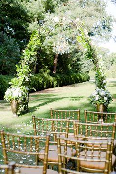 113 best Garden Weddings images on Pinterest | Alon livne wedding ...