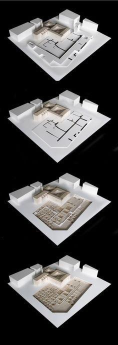 Centro de Interpretación de la Murcia Medieval  Santatecla Arquitectos
