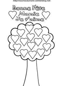 Fête des grands mères, mamies, mes coloriages et gommettes, pour tous les découvrir cliquez sur mon lien http://nounoudunord.centerblog.net/4304-liste-de-mes-coloriages-pour-la-fete-des-mamies
