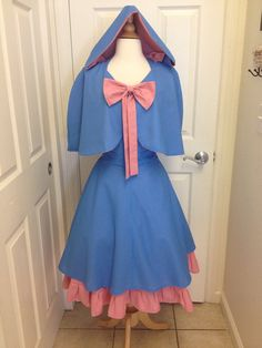 Fairy Godmother apron with capelet by AJsCafe on Etsy