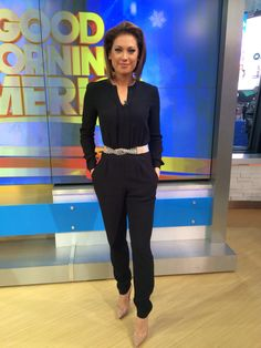 The jumpsuit is @mangofashion & I bought the belt at @bcbg http://shop.mango.com/US/p0/women/clothing/jumpsuits/flowy-long-jumpsuit/?id=33087544_02&n=1&s=prendas.monos&ident=0__0_1420747068180&ts=1420747068180