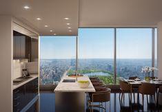 New York Apartment Luxury, New York Penthouse, Dream Apartment, Luxury Apartments, Luxury Homes, Luxury Condo, New York Apartments, Apartamento New York, New York Condos