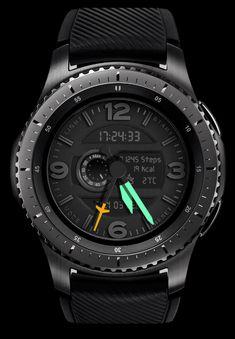 52 Ideas De Samsung Gear S3 Frontier Reloj Relojes Deportivos Reloj Inteligente
