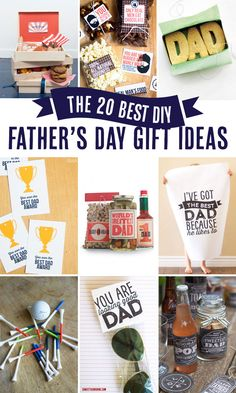 best diy fathers day gift ideas