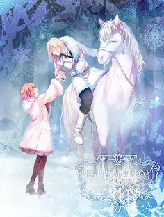 Uta no Prince-sama Nanami & Camus