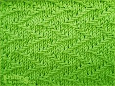 Jacquard knitting stitch   |  Knitting Stitch Patterns