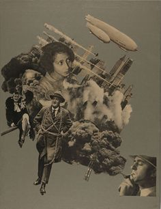 theticketthatexploded:    Marianne Brandt (German, 1893–1983) Untitled, c. 1930 photomontage (printed matter) National Gallery of Art, Washington, Gift of the Pepita Milmore Memorial Fund, the R.K. Mellon Family Foundation, and Thomas Walther  (via NGA: Foto: Modernity in Central Europe, 1918–1945)