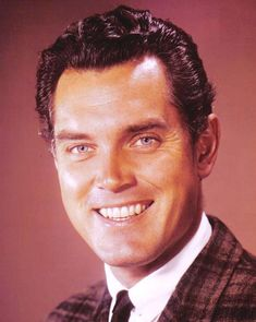 """Jeffrey Hunter (1926 - 1969) He appeared in many movies, including """"The Searchers"""", """"King of Kings"""", and """"Brainstorm"""", he played Captain Pike on the original """"Star Trek"""" TV series"""