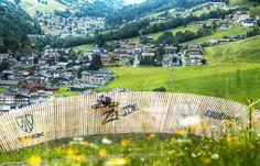 Z-LINE at Bike-Circus - Saalbach Hinterglemm