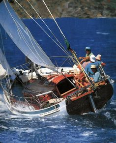 """TENACITY"" – 42′ Lyle Hess Cutter – $200,000 INACTIVE 
