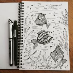Will you be taking part in #Inktober2020 ? #drawing #sketching #illustration