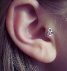 cute ear cuff http://wildivydesign.storenvy.com/products/806341-new-heart-t-cuff