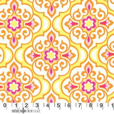 CoCo Cabana by Michael Miller Fabrics  Honore by CottonBlossomFarm, $9.25