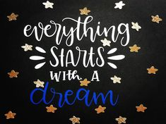 Excited to share this item from my shop: Everything Starts With A Dream bulletin board set for school, home, or church Ocean Bulletin Board, Colorful Bulletin Boards, Office Bulletin Boards, Winter Bulletin Boards, Back To School Bulletin Boards, January Bulletin Board Ideas, Disney Bulletin Boards, Huddle Board, Inspirational Bulletin Boards
