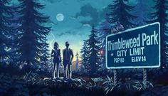 "Thimbleweed Park Review - GamesReviews: From GamesReviews ""I love Thimbleweed Parks story. It is so crazy, out there, and utterly…"