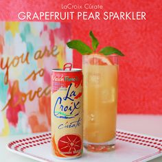 "A repository of Whole30 approved LaCroix ""mocktails"" - figure we can sm*ke w**d and drink these to pretend we're turning up"