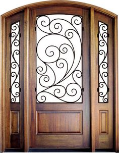 DSA Master Crafted Doors are sold at McDaniel Window and Door in Florence, AL www.mcdanielwd.com This door is part of the Trinity Collection