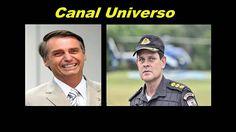 CORONEL CHAMA BOLSONARO DE PRESIDENTE E PODERÁ SER PUNIDO !