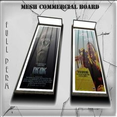 Mesh Board Commercial