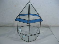 Glass Case ガラスドームガラスケース全長38cmアンティーク?ディスプレイ インテリア 雑貨 家具 Antique ¥8000yen 〆08月06日